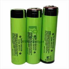 Panasonic NCR18650B 3400mAh 18650 Rechargeable Protected PCB Battery