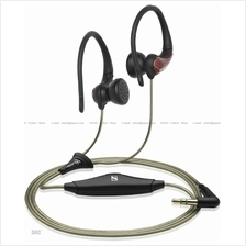 Sennheiser OMX 181 burgundy . Earphones . Customer Flex . Free S&H