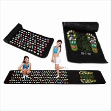 Chinese Reflexology Walk Stone Pain Relieve Foot Leg Massager Mat