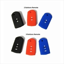 Mazda 2 3 6 BT-50 CX9 Remote Key Silicone Case Cover