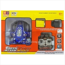 Hope Long RC Speed Drift Stunt Car 2.4G 6CH with Colour Lights