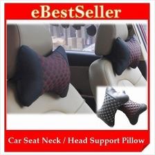 2 pcs Car Seat Travel Neck / Head Total Comfortable Support Pillow