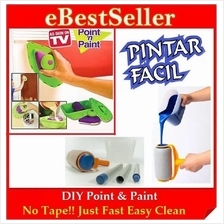 Household Roller Point Paint Pintar Facil Perfect Tool for Paint Work