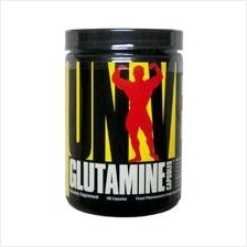 Ultimate Glutamine 100Caps (Recovery, Muscle, Otot, Hardness) RM100