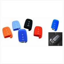 Hyundai Sonata Elantra Car Smart Entry Remote Silicone Key Cover Case