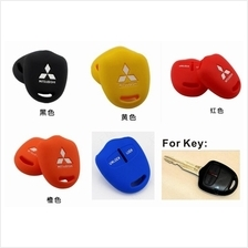 Mitsubishi Lancer ASX Attrage Triton Remote Key Silicone Case Cover