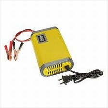 12V 6A 6AMP Motorcycle Car ATV BOAT Battery Charger Intelligent Chargi