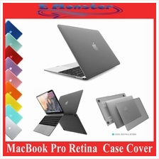 MacBook Pro Retina 13 A1502 A1425 Matte Frosted Hard Case Cover