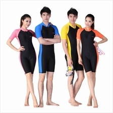 New arrive Short sleeve Women Swimming wears/Snorkeling suit/Swim suit