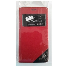 SONY c4 c5 phone flip case cover