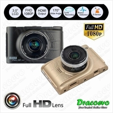 K6000 Car DVR 1080P Full HD LED Night Recorder Dashboard Vision Camera
