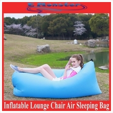 Fast Inflatable Picnic Air Sofa / Air bed Indoor Outdoor Camping