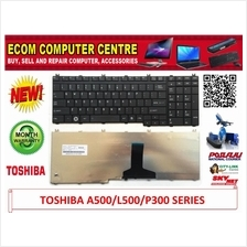 Keyboard Toshiba Satellite A500 A505 A505D L505D Series