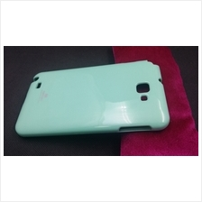 Mercury Color Jelly Samsung Galaxy Note Soft Back Case Cover Casing (Mint Gree