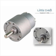 DC Motor With Gear Head - 37MM 30RPM / 60RPM DC12V for Arduino