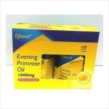 Efamol Evening Primrose Oil 1000mg (2 x 110's) (Bonus Pack!)