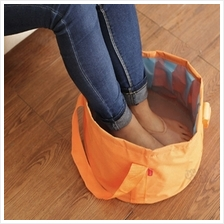 Foldable Foot Bath Bucket