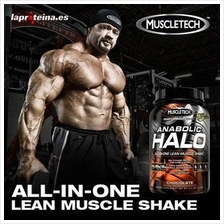 Anabolic Halo Whey 7 in 1 (Muscle) Protein+Glutamine+Amino+BCAA