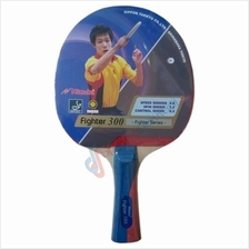 Nittaku Fighter 300 Table Tennis/ Ping Pong Racket (IMPORT)BAT