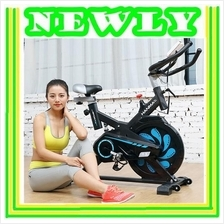 Hanma X-Sport Exercise Bike With Pulse Rate Monitor HM615