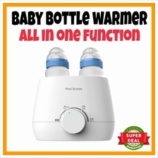 Baby Bottle Warmer Baby Dual Bottle Food Warmer Milk Wamer Baby Mom