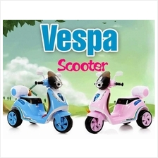 VESPA RIDE-ON SCOOTER FOR KIDS