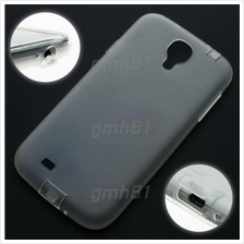Samsung Galaxy S4 i9500 Dust Proof Blocker Matte Soft Jacket Slim Case