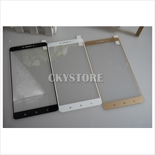 XIAOMI MI MAX FULL SCREEN FRONT COLOR Tempered Glass
