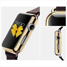 Apple iWatch Case Casing i Watch Case Scratch Resistant Tempered Glass