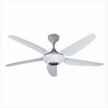 Deka F1N Ceiling Fan White F1N-WH 3 Years Warranty On Motor Only