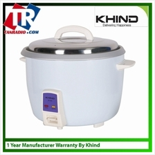 Khind Commercial Rice Cooker RC360 1250W 3.6L Auto keep wa function Cool Touch