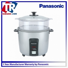 PANASONIC 2.2L Conventional Rice Cooker SR-Y22FGJLSK Silver