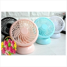 Adjustable Magnetic Design Rotate Mini USB Rechargeable Portable Fan