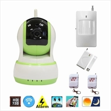 720p P2P Wireless IP CCTV~2 Way Intercom IP Camera *Clearance*