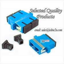 SC-SC SM Single mode Fiber Optic Joint Adapter Duplex Coupler Flange SM  &#880