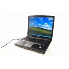 Dell Latitude D520 1.66Ghz/1GB/40GB/Win 7 Pro/15