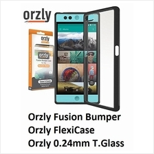 Orzly NextBit Robin - Orzly Fusion Bumper / FlexiCase / Tempered Glass