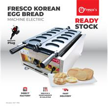 Waffle Egg Bread Korea Gaeran Bbang Maker Machine Electric