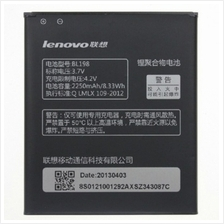 (IMPORT)Lenovo BL198 2250mAh Battery For Lenovo A850 ,A860E ,A830 ,S880 ,S890,