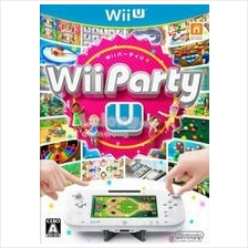 Wii Party U for Wii U NTSC