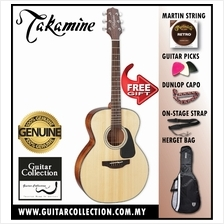 Takamine Acoustic Guitar GN30 Natural NEX Body , SOLID SPRUCE TOP