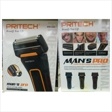 (UK) Electronic Shaver (Rechargable Battery) (Gunting Misai Janggut) r