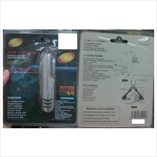 11 in 1 Multi Function Tool ( set serbaguna 11 dalam 1)