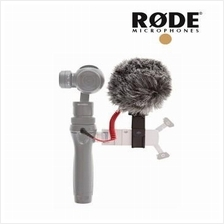 RODE VIDEO MICROPhone + OSMO QUICK RELEASE 360° MIC MOUNT
