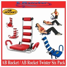 AB Rocket / AB Rocket Twister Six Pack Care Sit Up Gym ABS Fitness