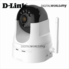 D-Link DCS-5222L HD Wireless N Day & Night Pan & Tilt IP Camera