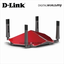 D-Link DIR-885L Wireless AC 3150Mbps Ultra Gigabit Cloud Router,4 Antenna,USB