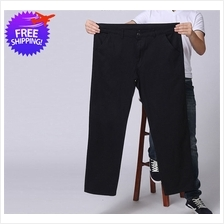 Plus Size for Men Straight Cut Long Trouser Pants Size from 27 to 48