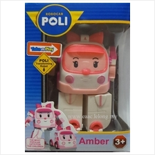 Robocar Amber (Ambulance) Transformer Korean Cartoon Toys
