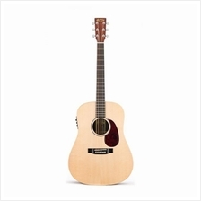 Martin Semi Acoustic Guitar DX1E /Fishman Presys Plus w/Tuner/ X-Series withou